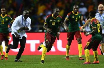 WATCH: Aboubakar wins AFCON for Cameroon with incredible strike