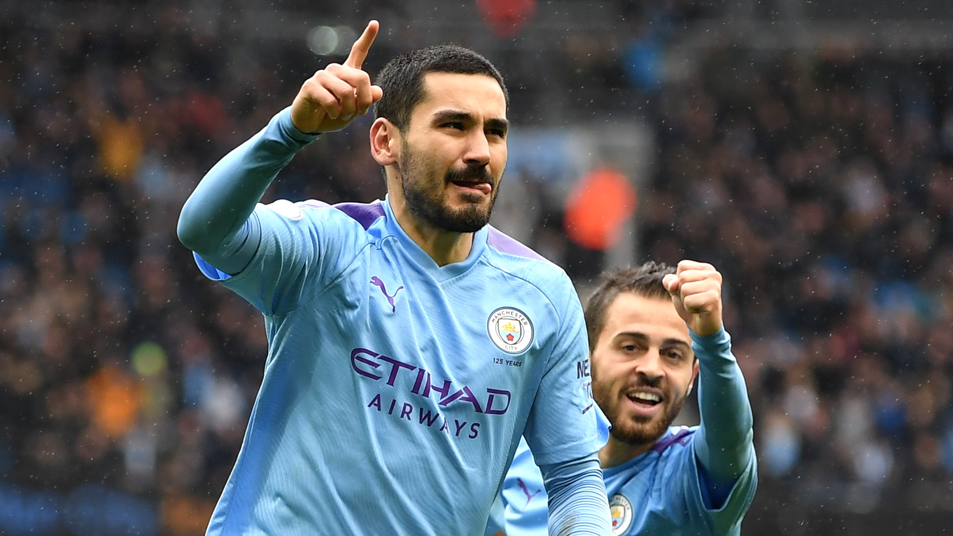 'He is an exceptional player' - Guardiola hails 'intelligent' Gundogan as one of Europe's best