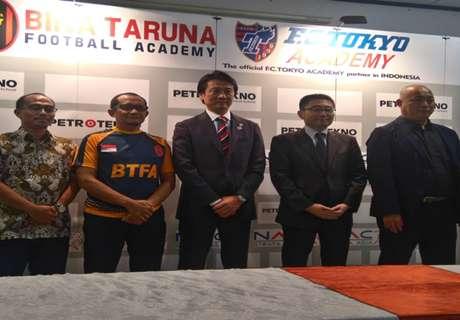 BTFA Jalin Kerja Sama Dengan FC Tokyo