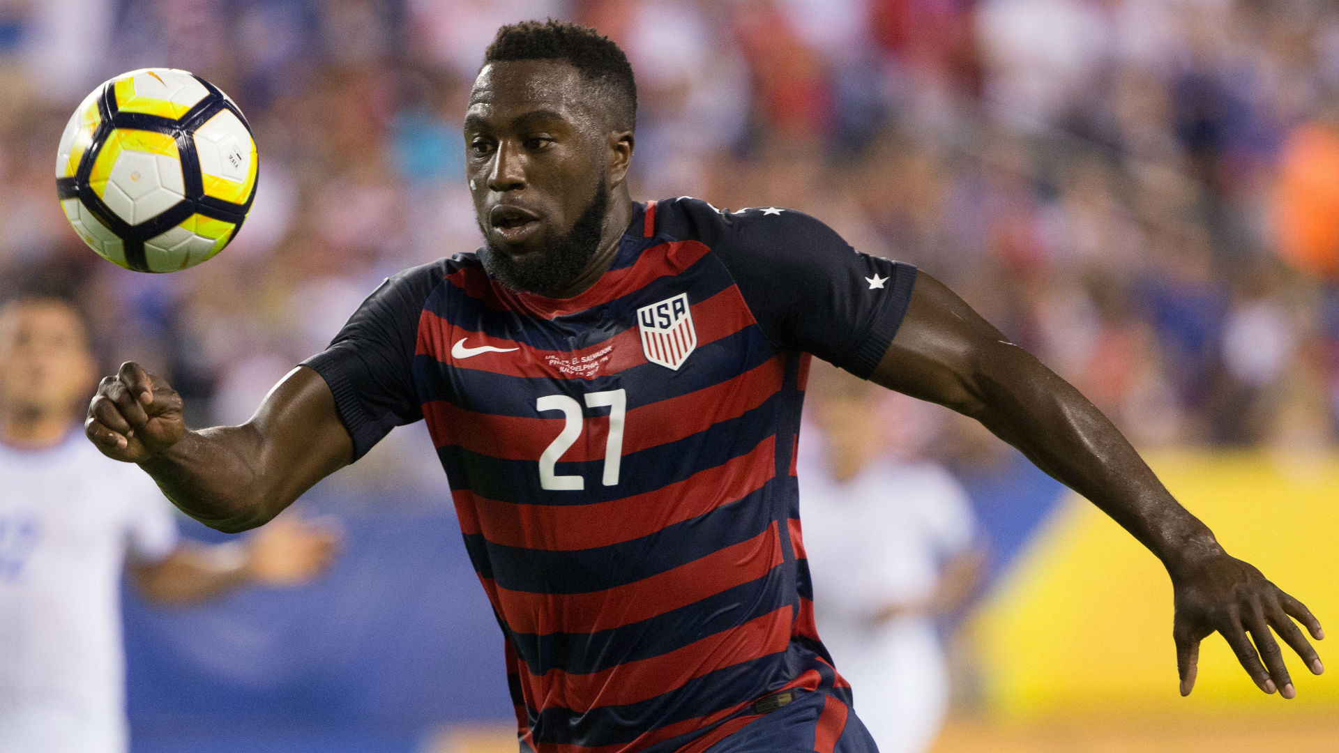 USA's Jozy Altidore gets nipple-crippled AND bitten in the Gold Cup