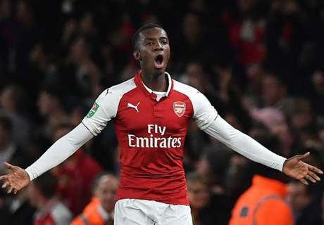 Eddie Nketiah: The young Arsenal star rejected by Chelsea
