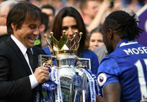 Victor Moses (Chelsea): Moses featured throughout as Premier League champions Chelsea ended their campaign with a 5-1 win over Sunderland before collecting their silverware after clinching the top flight crown following a fairly blemish-free campaign. ...
