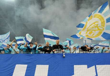 Zenit facing 18,000 km away day