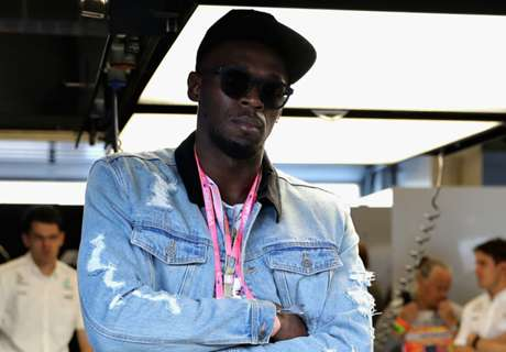 Usain Bolt: I'll see if I can be football's best