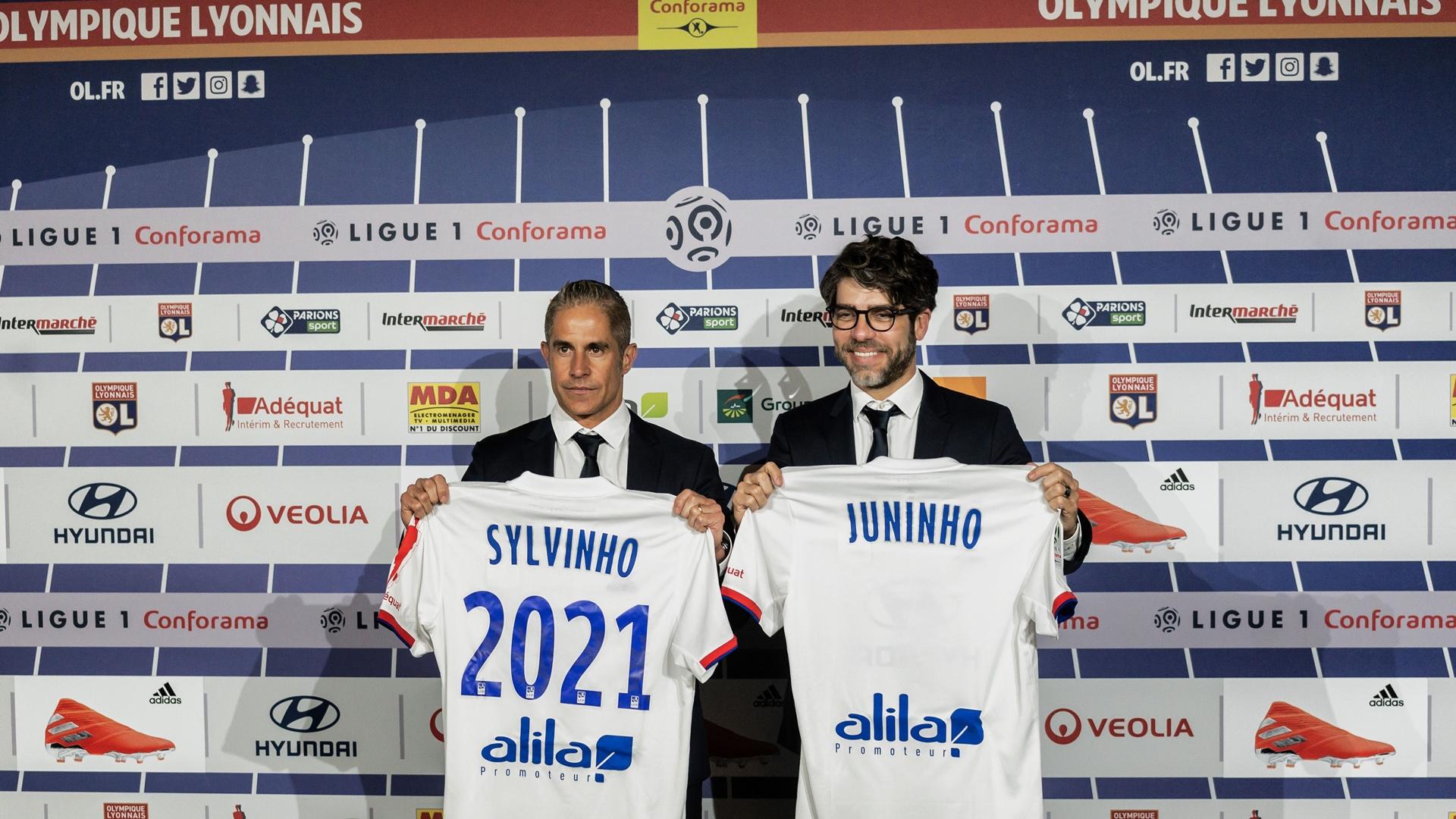 """VIDEO - Lyon, Juninho : """"Je reviens à la maison... ce sera émouvant"""""""