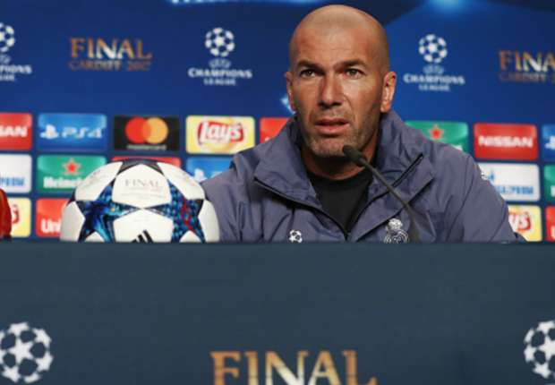 زيدان حاول إقناع مبابي بالانضمام لريال مدريد -