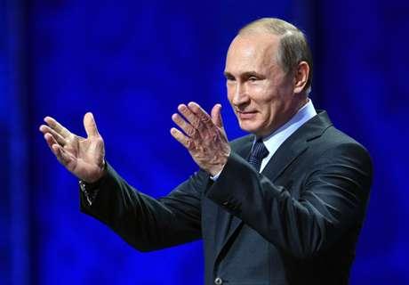 Putin frivoliza sobre violencia