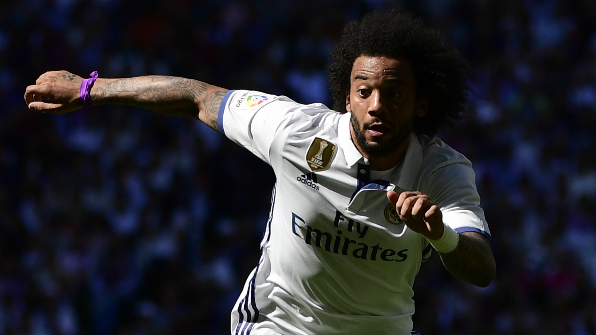 Marcelo Real Madrid Atletico Madrid La Liga