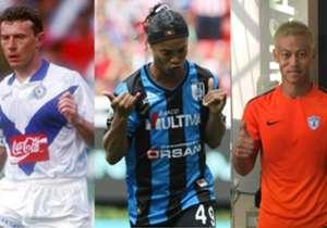 Te presentamos a los futbolistas de talla mundial que han llegado al futbol mexicano.