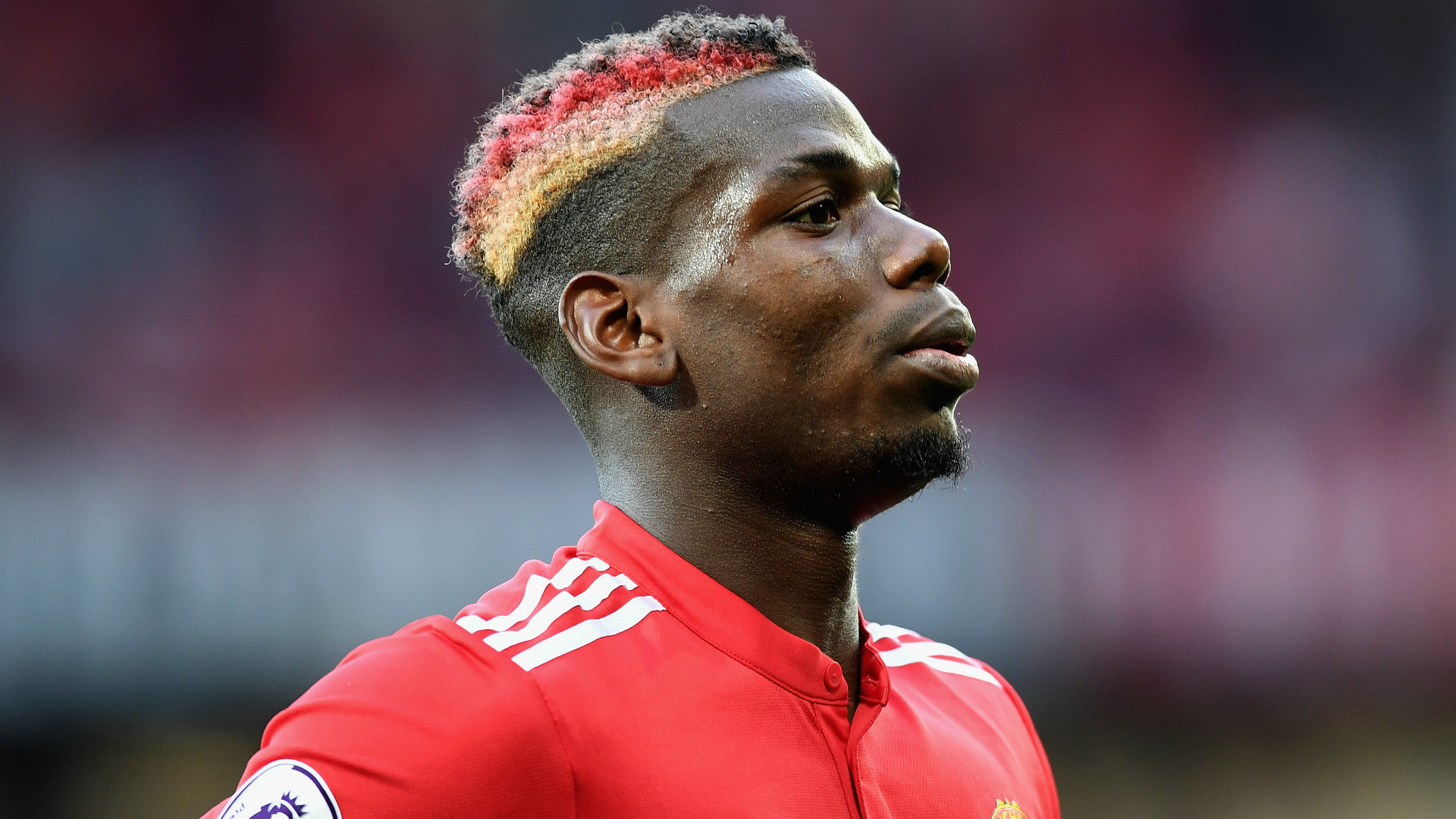 Pogba Reveals New Look As Man Utd Prepare For Return To Premier League Action