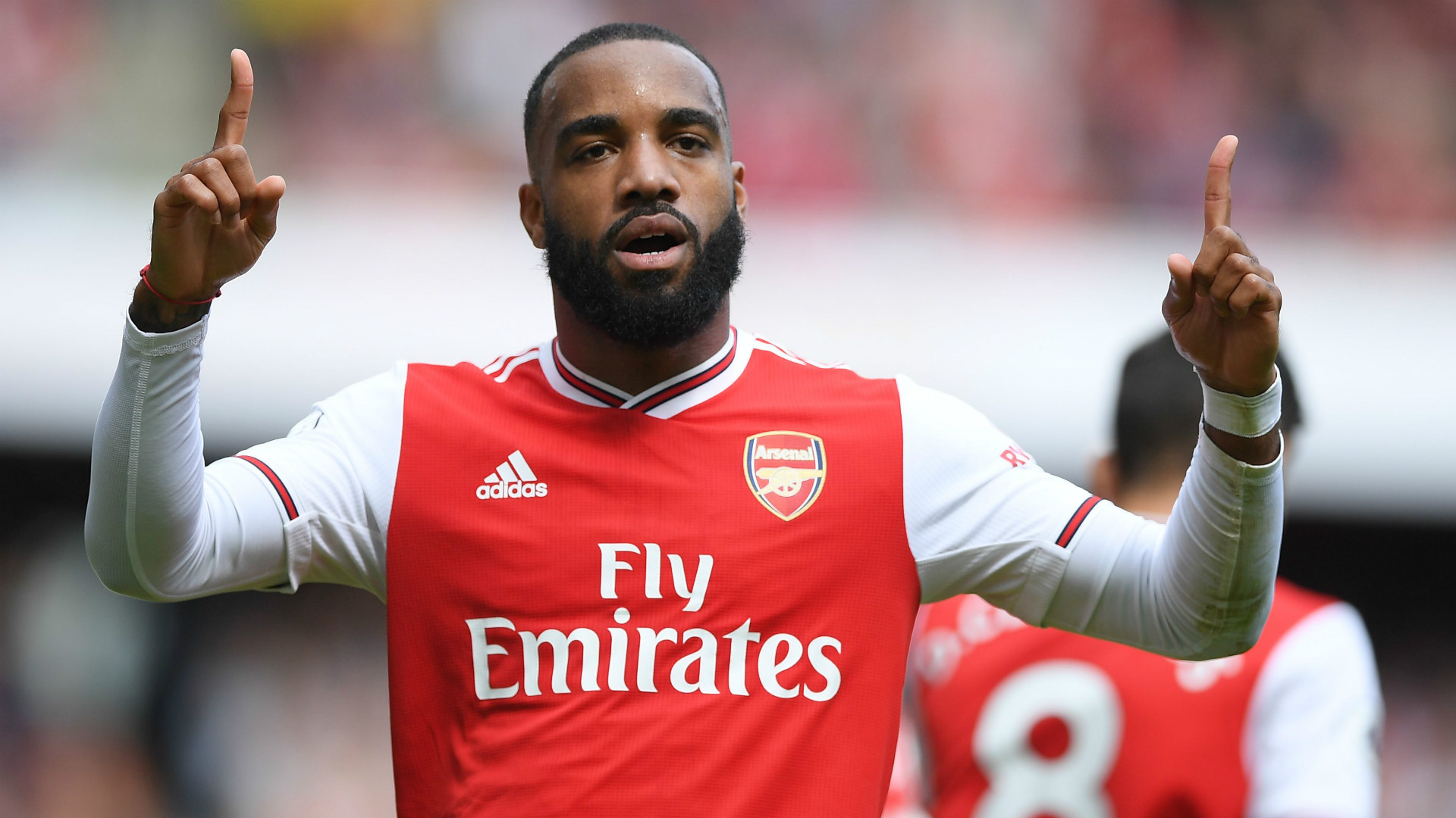 Lacazette blow for Arsenal as striker requires month of rest after playing through pain