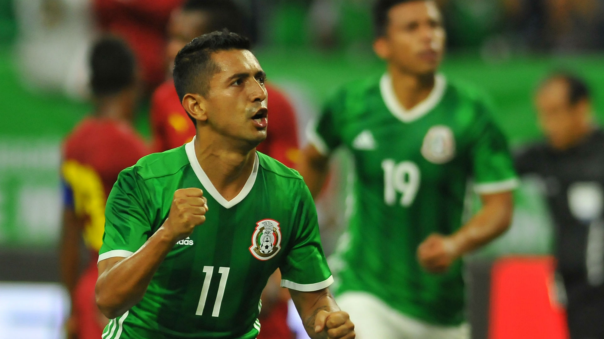 Watch Mexico's controversial penalty against Ghana