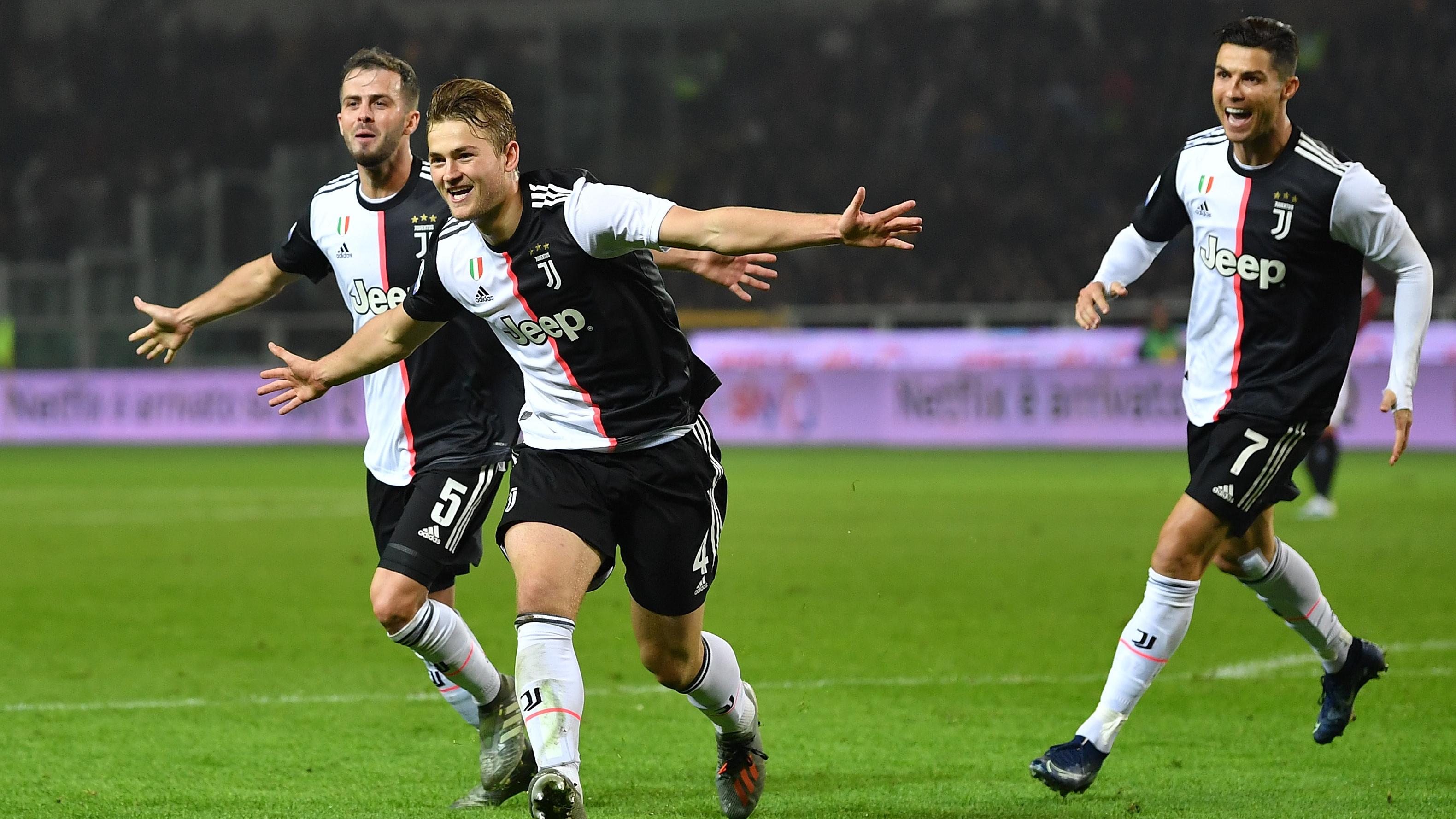 De Ligt savours scoring 'special' Juventus winner as he settles into Serie A
