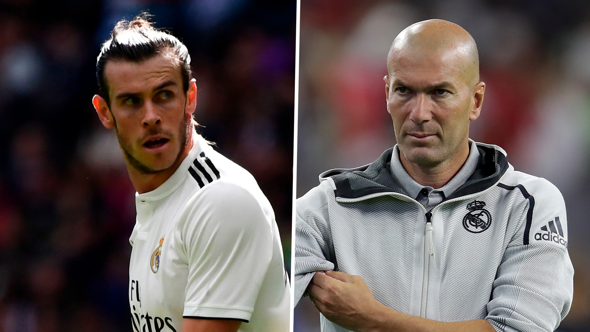 'Zidane is a disgrace' - Bale's agent slams Real Madrid boss over exit talk