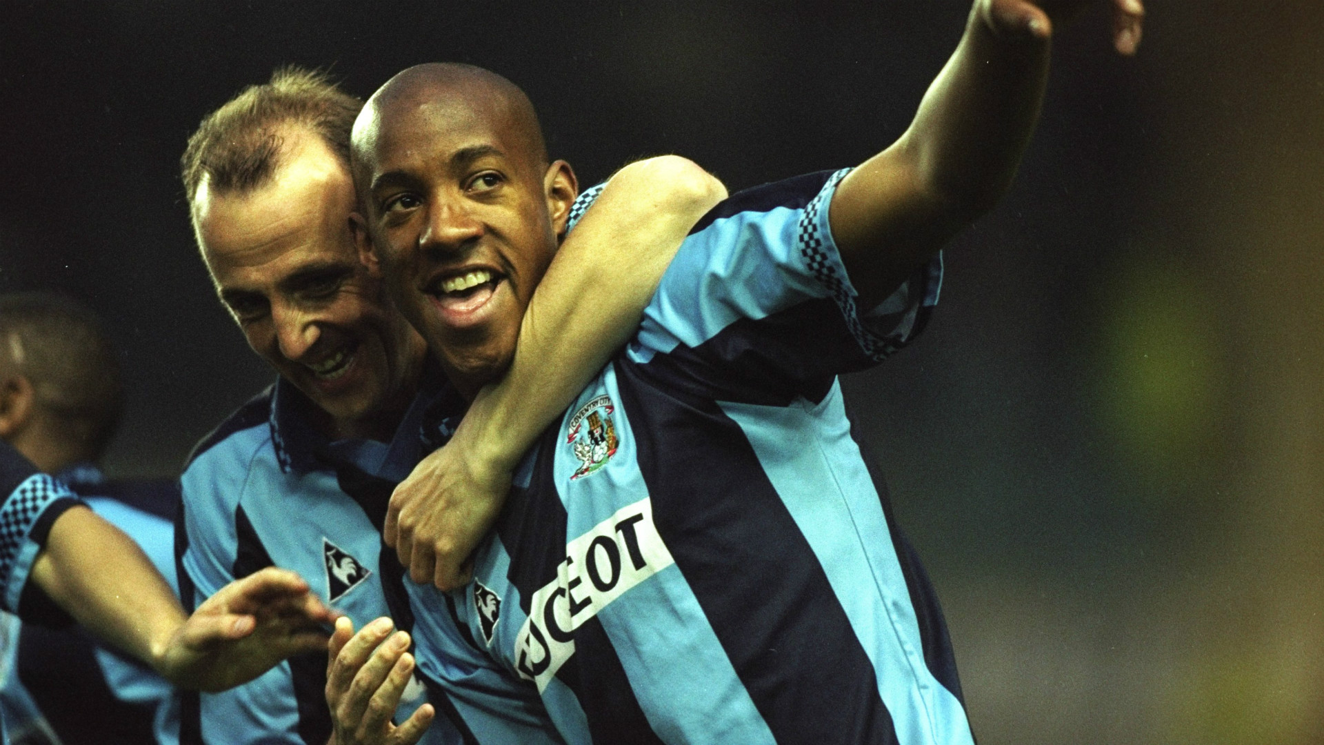 Dion Dublin Coventry City