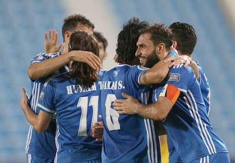 AFC Cup: Air Force Club, Al Zawra'a through