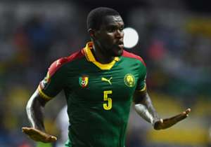 Michael Ngadeu-Ngadjui: The towering centre-back made headlines on Wednesday when he slammed home Cameroon's winner from outside the area, sending a low shot past Kouakou Herve Koffi in the 79th minute. It was his first international goal, and unsurpri...