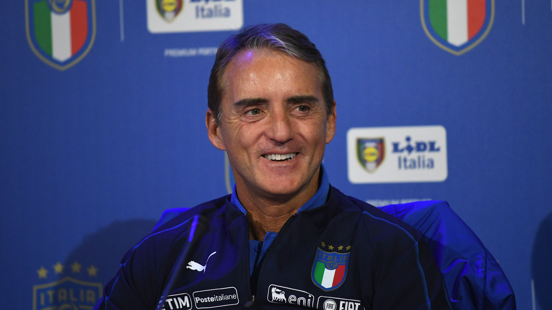 Mancini: Favorilerden olmak istiyoruz