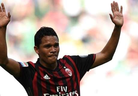 Milan laat Bacca tijdelijk vertrekken