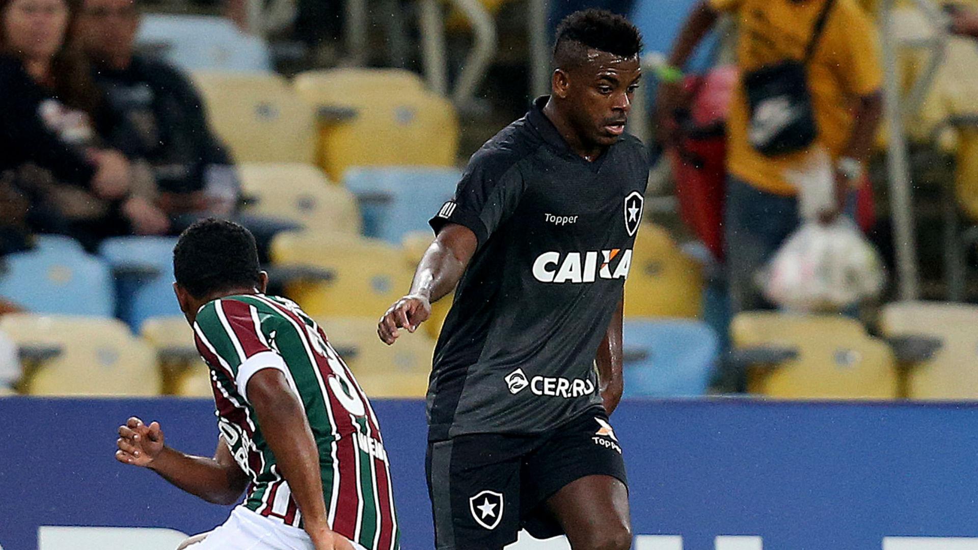 Marcos Vinícius Botafogo Fluminense Brasileirão 13 07 2017