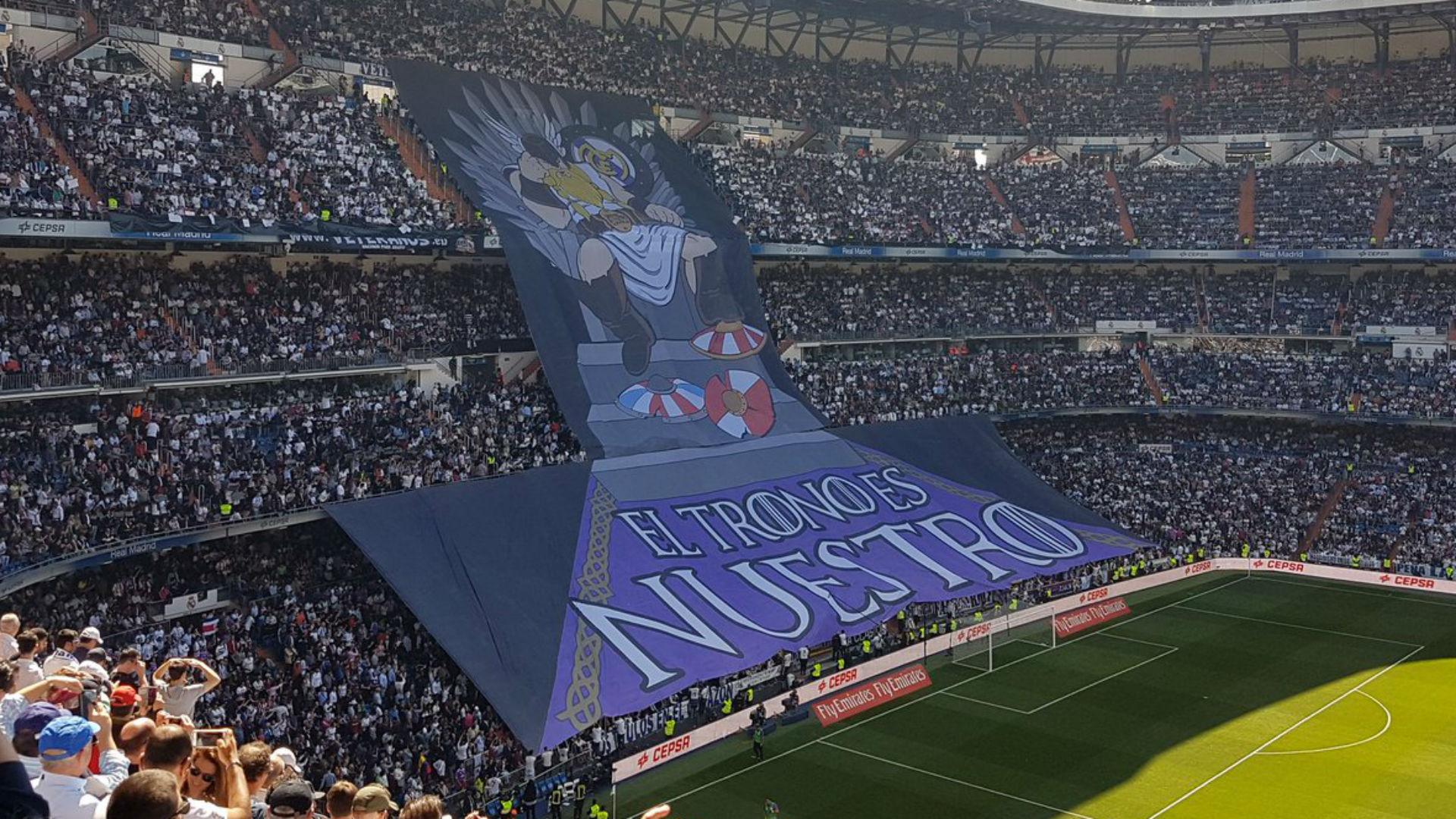 Mosaico Real Madrid Atlético