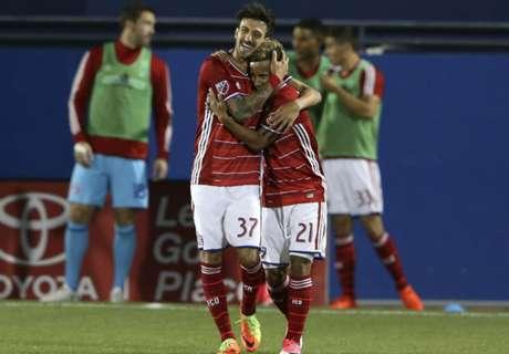 FCD headlines MLS Team of the Week