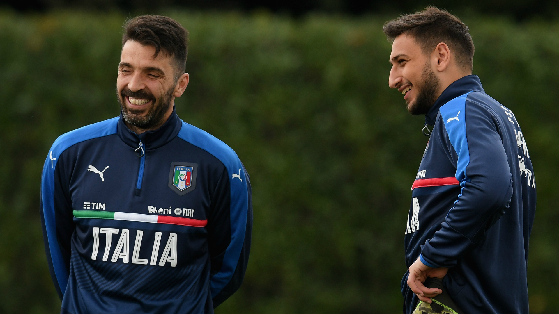 Italie Buffon a encore des