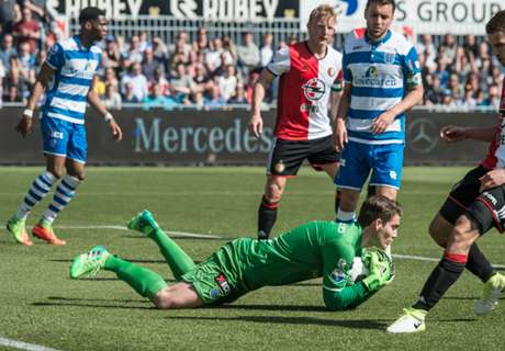 REVIEW: Zwolle Tahan Laju Feyenoord