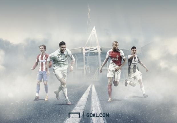 Real Madrid vs Atletico Madrid and Juventus vs Monaco in Champions League semi-final