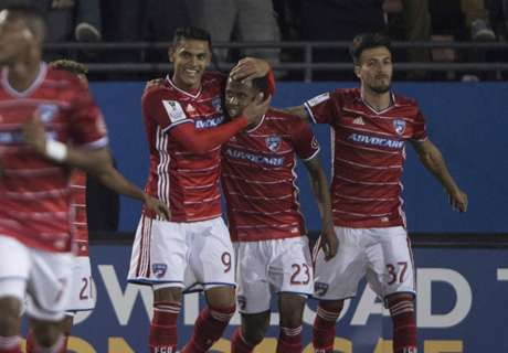Acosta shows FCD's fight