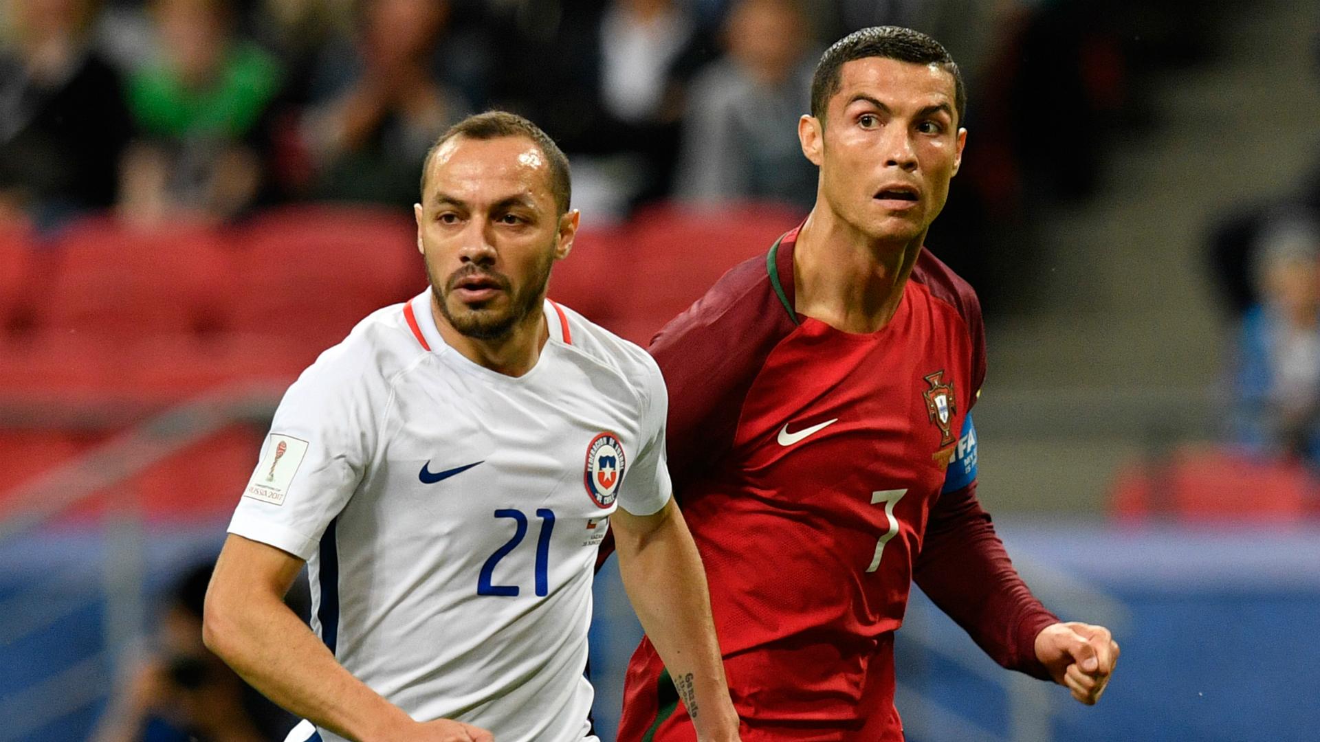 Copa das Confederações: o que a imprensa espera de Portugal x Chile