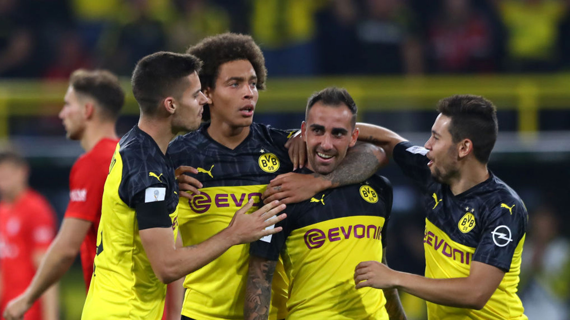 Borussia Dortmund - Bayern Munich (2-0) - Le Borussia s'adjuge la Supercoupe