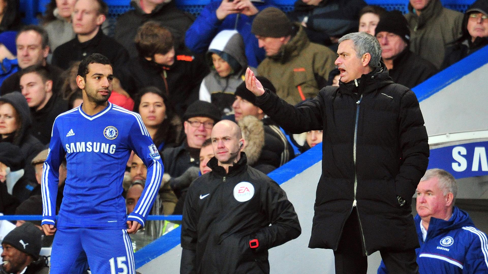 Mohamed Salah Jose Mourinho Chelsea