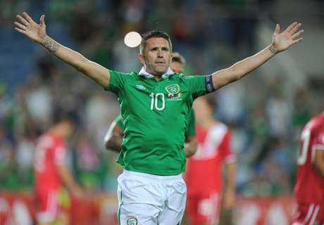 Keane set to conclude Ireland career