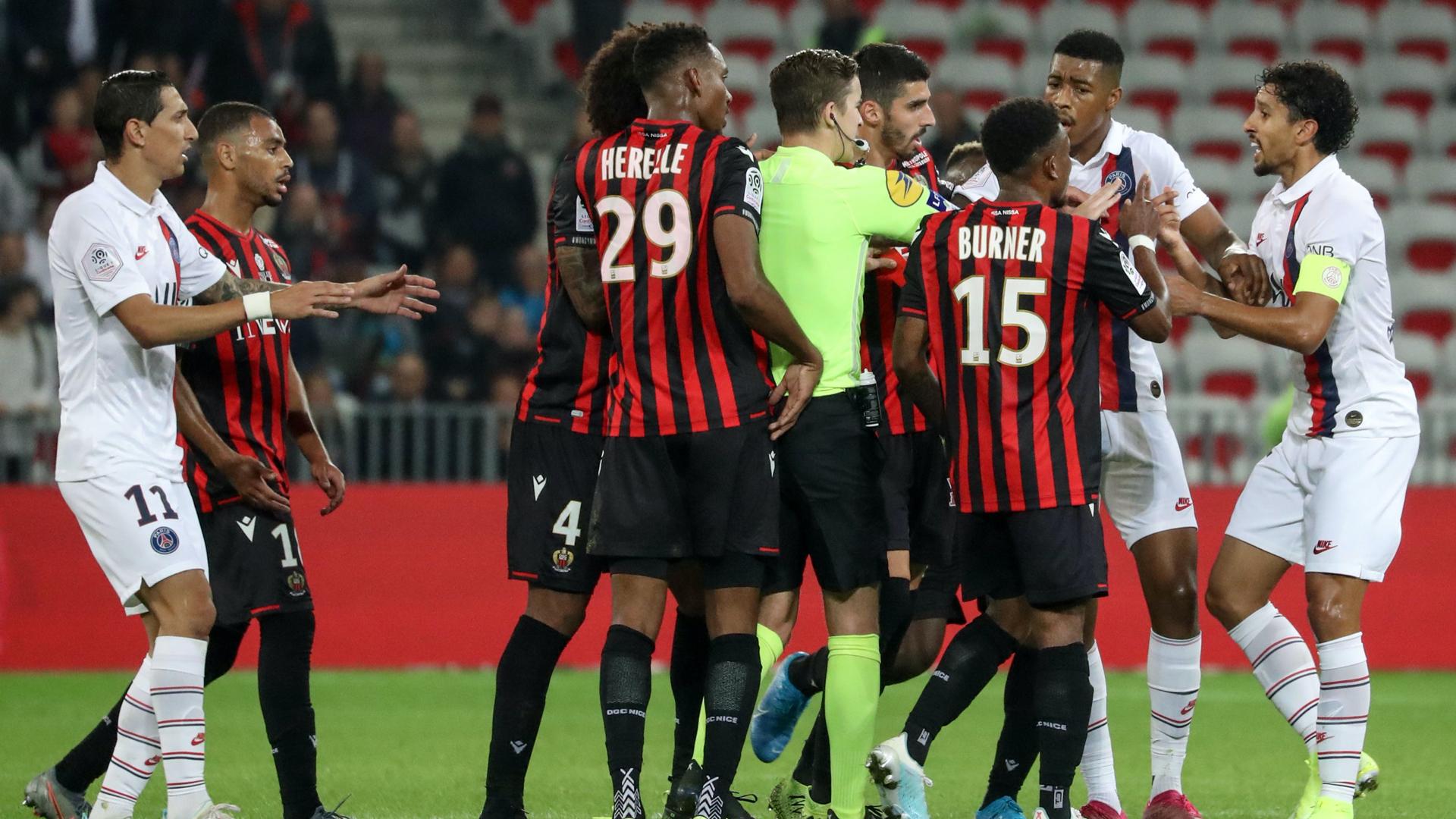 Nice-PSG (4-1) - Di Maria, Letexier, Ratcliffe : les meilleurs tweets de la rencontre