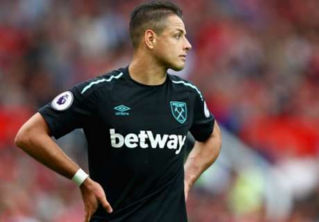 VIDEO: Chicharito scores twice for West Ham