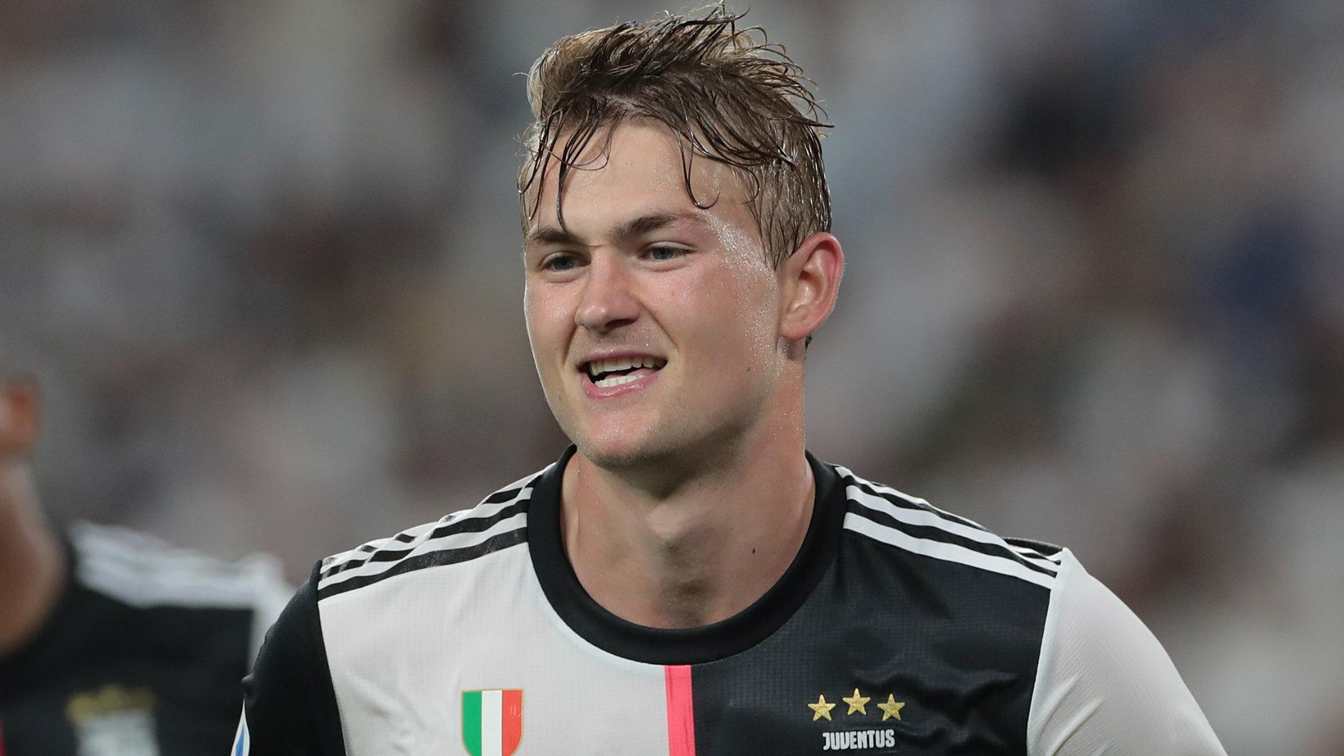 'He always stays calm' - Van Dijk backs de Ligt following shaky Juve start
