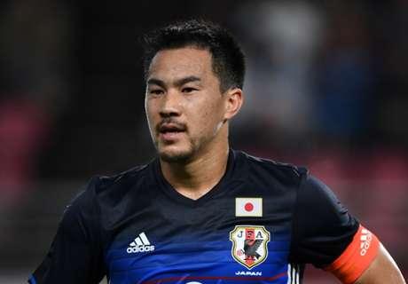 ► Okazaki sigue en forma con Japón