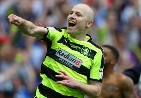 Huddersfield's heroes finish fairy tale