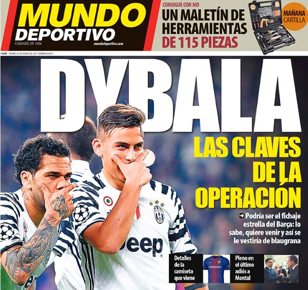 Juve, Dybala sta bene e resta in Argentina