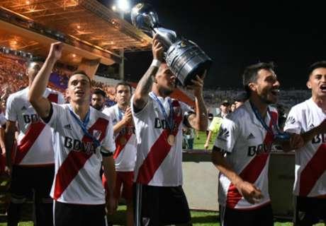 Aún sin la Libertadores, River fue el mejor equipo del año