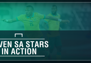 Goal takes a look how South African players plying their trade abroad fared this past weekend