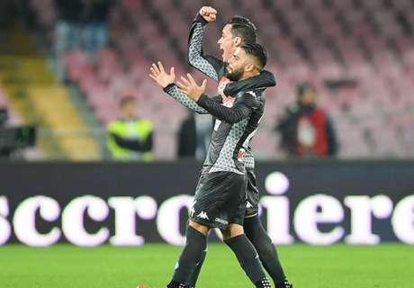 Neapel schlägt den AC Mailand