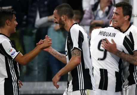Serie A: Juventus gewinnt deutlich