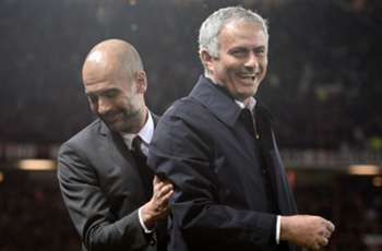 VIDEO: Who would win in a fight between Guardiola and Mourinho?