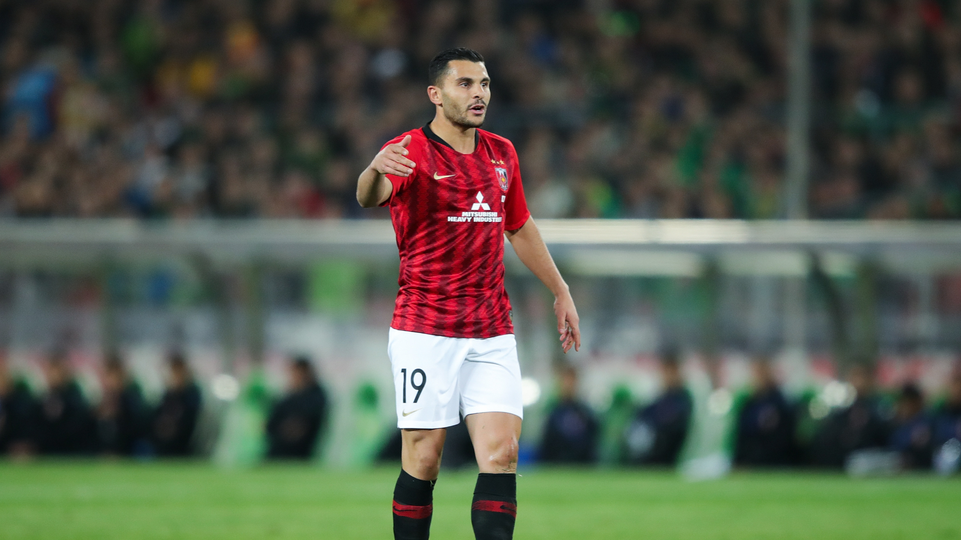 Nabbout's special Torres moment in Japan
