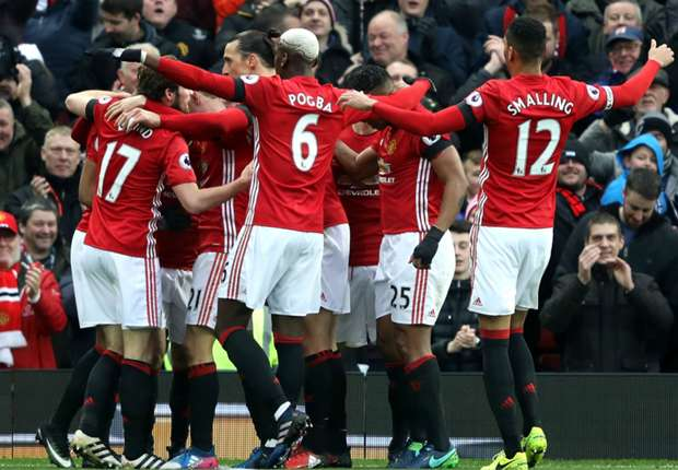 Image result for manchester united 2017