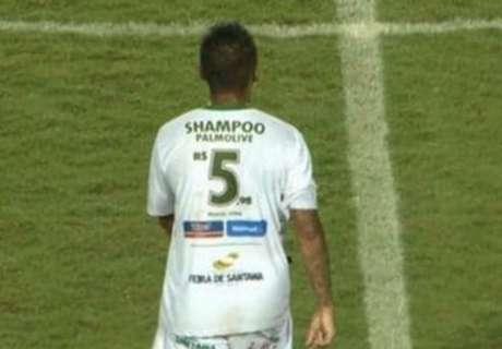 Brazilian club's unique shirt numbers