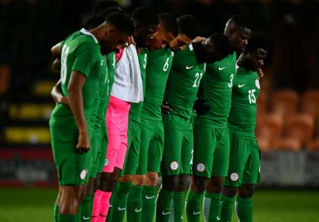Nigeria - Burkina Faso friendly called off