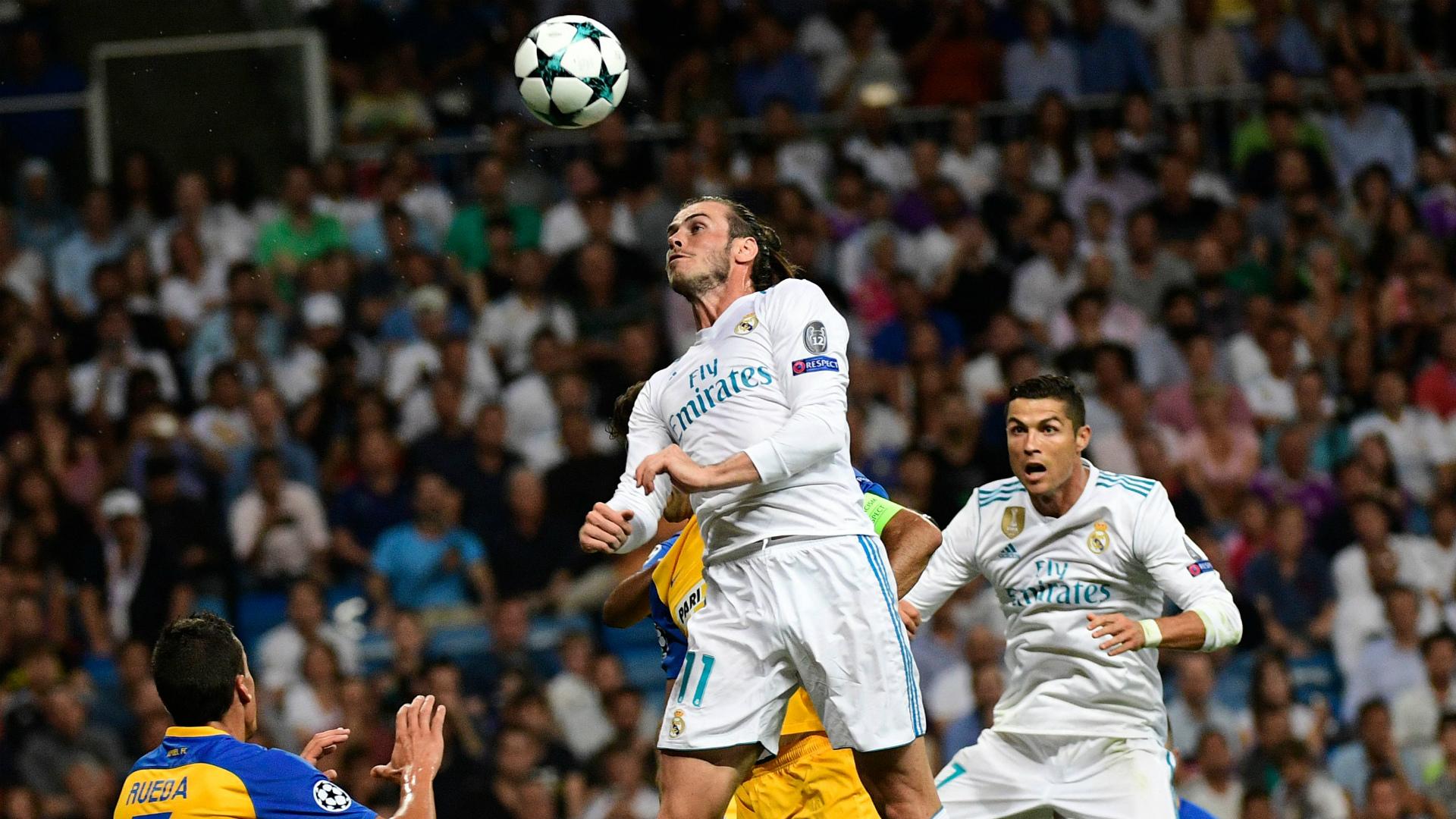 Gareth Bale Real Madrid APOEL Nicosia